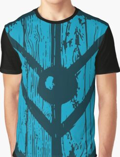 shieldmaiden's SHIELD ALL OVER IT Graphic T-Shirt