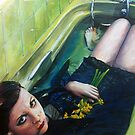 Self-Portrait by Olivia McNeilis