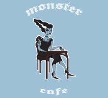 Monster Cafe by Rosemary  Scott - Redrockit
