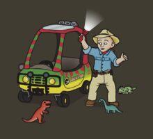 Jurassic Tikes by Jeremy Kohrs