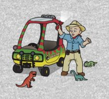 Jurassic Tikes Kids Clothes