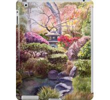 Japanese Tea Garden - San Francisco iPad Case/Skin