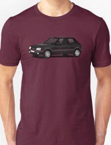 Peugeot 205 GTi black T-Shirt