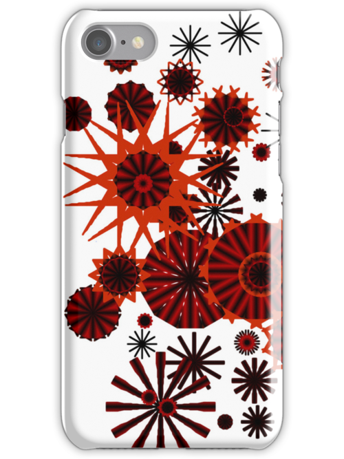 Whimsical #2 iphone case  by Elaine  Manley
