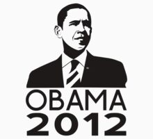 Obama 2012 by imjesuschrist