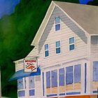 Mystic Pizza revisited by Marriet