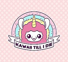 Kawaii Till I Die - Raspberry by pai-thagoras