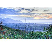 Misty Arakwal Dawn - Byron Bay Photographic Print