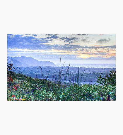 Misty Arakwal Dawn - Byron Bay Photographic Print