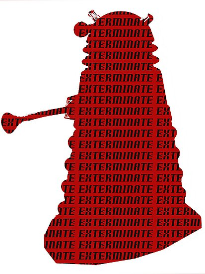 EXTERMINATE! by theliverz