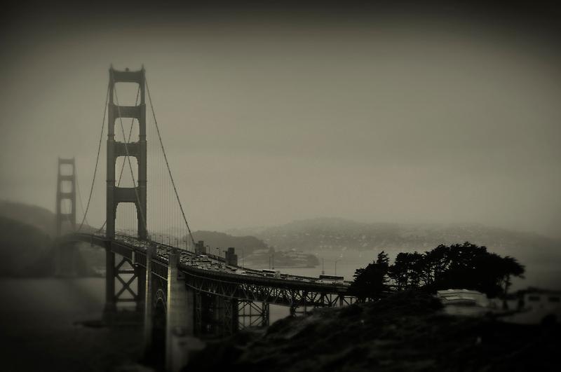 The Golden Gate Bridge by eddieguy
