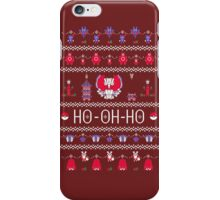 HO-OH-HO iPhone Case/Skin