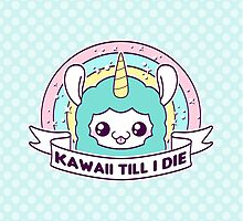 Kawaii Till I Die - Mint by pai-thagoras