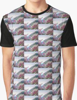Italy Positano Graphic T-Shirt