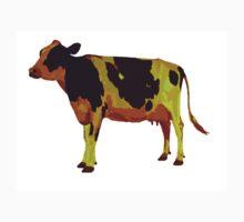The Common Cow Baby Tee