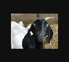 The Intense, And Vaguely Disturbing, Stare Of A Goat Unisex T-Shirt