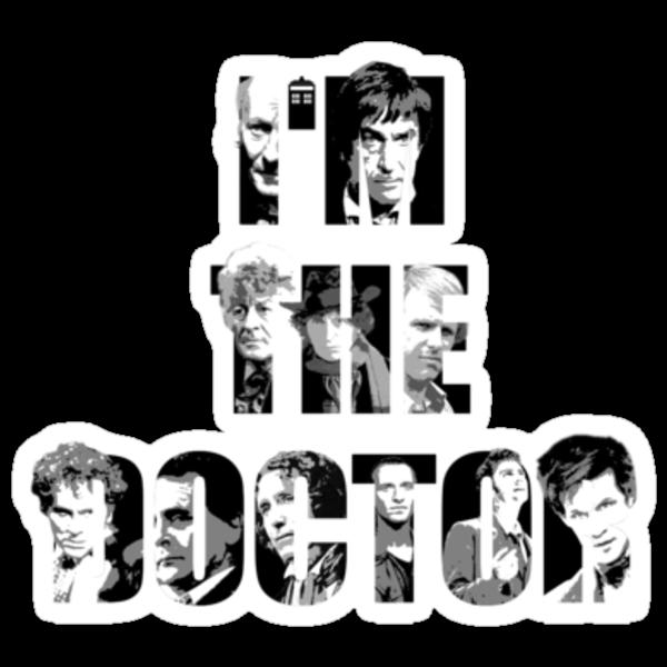 I'M THE DOCTOR by iamwho