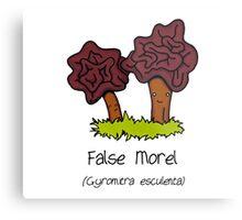 False Morel Metal Print