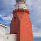 Newfoundland Lighthouse by Eunice Gibb