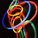 Glow Sticks - Three by Sammy Nuttall