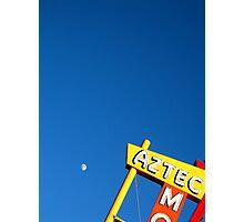 Aztec Motel Photographic Print