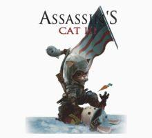 Assassins Cat III by MagnoliasDragon