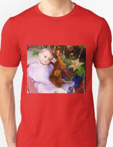 Vintage Christmas Unisex T-Shirt