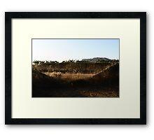 Gunbalanya, Arnhem Land Framed Print