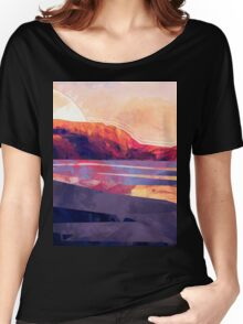 Table Mountain Women's Relaxed Fit T-Shirt