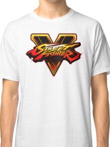 Street Fighter V - Logo Classic T-Shirt
