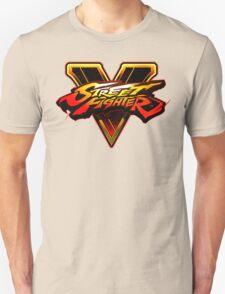 Street Fighter V - Logo T-Shirt