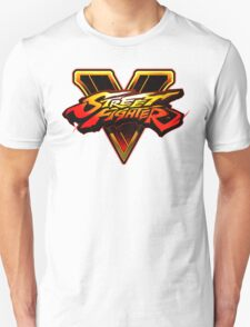 Street Fighter V - Logo T-Shirt