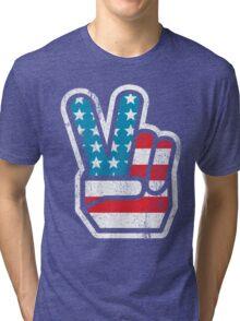 American Peace Tri-blend T-Shirt
