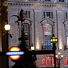 Piccadilly Circus Too. by lulu kyriacou
