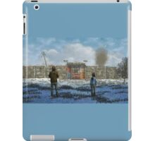 THE WALKING DEAD - TELLTALE GAMES - Digital Repaint iPad Case/Skin