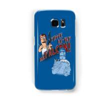 Yippee Ki-Yay, Mr Falcon! Samsung Galaxy Case/Skin