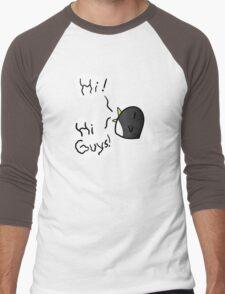 Earl the Penguin Tee Men's Baseball ¾ T-Shirt