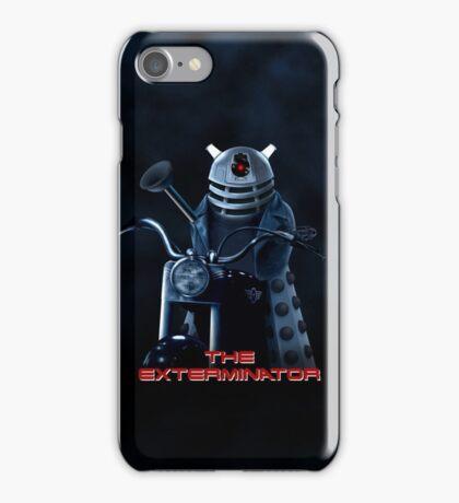 The Exterminator iPhone Case/Skin