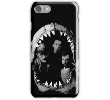 Quint , Brody , Hooper iPhone Case/Skin