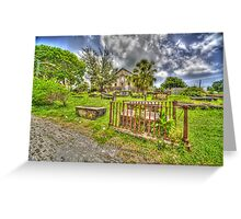 Church-yard Bells Greeting Card