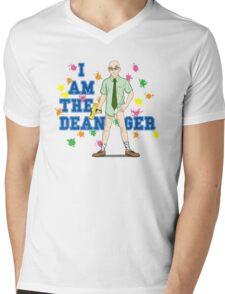 I am the Dean-ger!!! Mens V-Neck T-Shirt