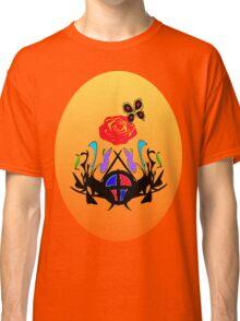 ை♠Vintage Royal Crest Posh Clothing & Stickers&♠ை Classic T-Shirt