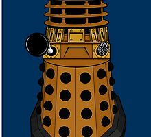 Dalek Exterminate by Jeremy Kohrs