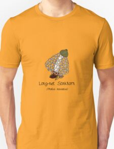Long-net Stinkhorn (with smiley face) Unisex T-Shirt