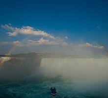 Niagara Falls by ajkclicks