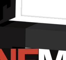 MineMen Sticker