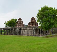 Shivan Temple - Gingee Fort by ajkclicks