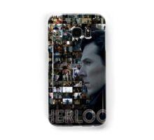 Sherlock BBC Screens Samsung Galaxy Case/Skin