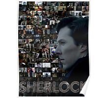 Sherlock BBC Screens Poster