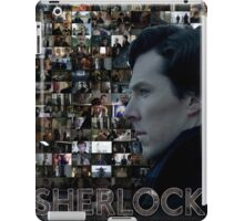 Sherlock BBC Screens iPad Case/Skin
